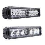 Laser-LED hybrid ramper