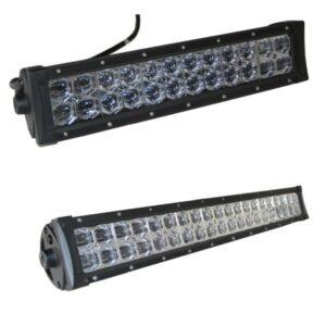 LED extraljusramper