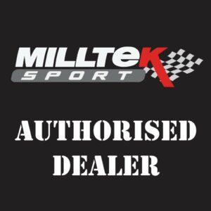 Milltek Sport avgassystem